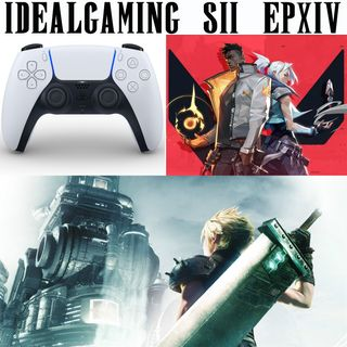 IdealGaming S02 EP14 - DualSense, Valorant e Final Fantasy 7 Remake