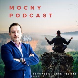 Mocny Podcast 001 -  Czy można być jednocześnie szczupłym i otyłym - Monika Hajduk