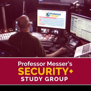 Professor Messer's Security+ Study Group