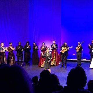 Olivia and Isaí Chacón / A'lante Flamenco
