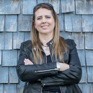 Shadow King - Fantasy Author Susan K. Hamilton on Big Blend Radio