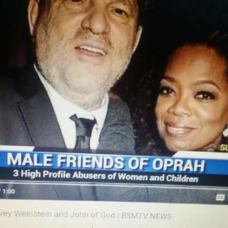 When Will Oprah Do A Documentary On Her White Friends About Alleged Sexual Misconduct????