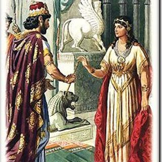 Santa Esther, reina de Persia