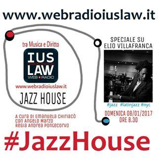 Jazz House - New Year con Elio Villafranca