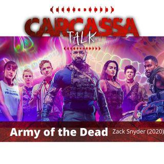 Carcassa Talk - Army of the dead, raccontato in live