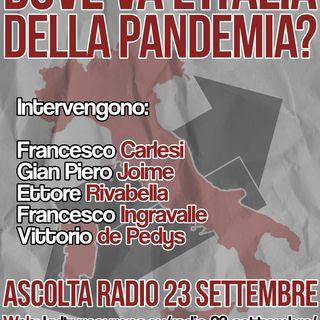Dove va l'Italia della pandemia