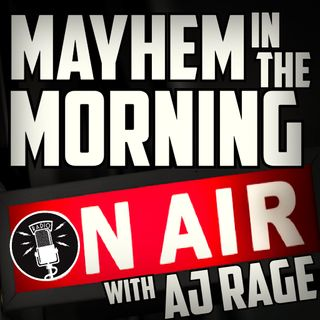 Episode #2 - Mayhem In the Morning- Tank Davis Vs Gamoboa