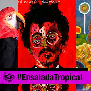 Carne Cruda - La revolución nihilista tropical (ENSALADA TROPICAL #774)