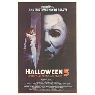Halloween V: The Revenge of Michael Myers (Gut Reactions)