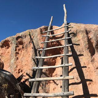 Visiting the Pueblos of Santa Fe - Linda Kissam, Elmer Torres, Joanne Hudson on Big Blend Radio
