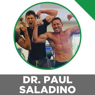 Carnivore Diet, Cleaning Out Your Colon, Eating Brains, Hunting Zebras & Much More With Paul Saladino.