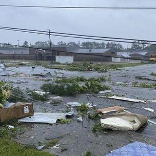 """La depresión tropical """"Claudette"""" cobró la vida de 12 personas en Alabama"""