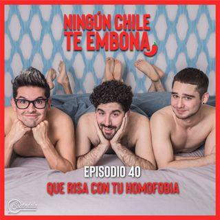 Ep 40 Que risa con tu homofobia con Ray Contreras