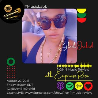 Blk Orchid LIVE in the Music Labb