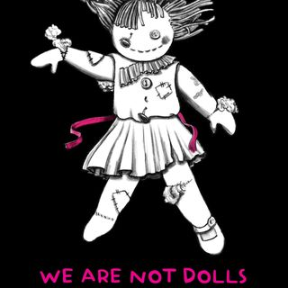 Non siamo bambole - giornata internazionale contro la violenza di genere