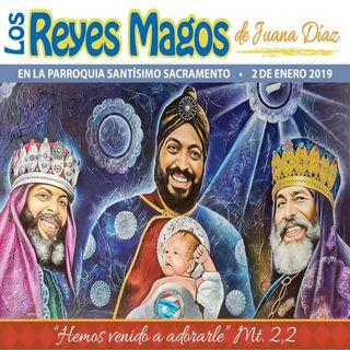 LosTres Reyes Magos De Juana Diaz