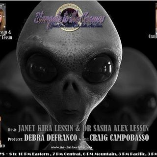 Craig Campobasso – 12/08/20 ~ Stargate to the Cosmos – Hosts Janet Kira Lessin &