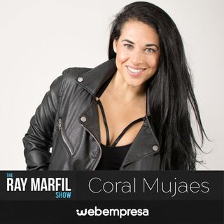 Coral Mujaes en The Ray Marfil Show - Episodio 09