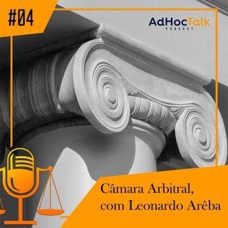 #04 - Câmara Arbitral.