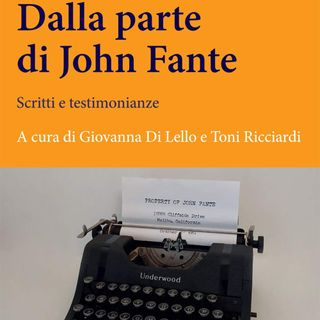 """Giovanna Di Lello """"Dalla parte di John Fante"""""""