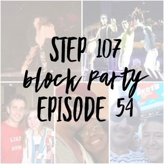 NKOTB Block Party #58 - New Kids on the Block Fan Stories from Candace, Emily, Christian, Mandy, and Christina