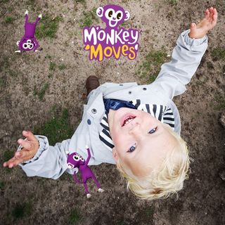 6 beweegtips in en om het huis - MonkeyMovesNL - Podcasts