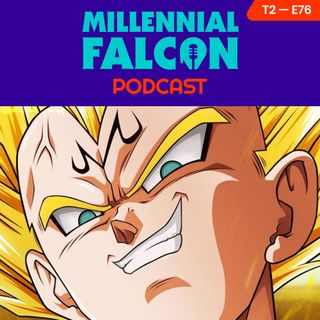 Ep 76 T2 - Especial Dragon Ball