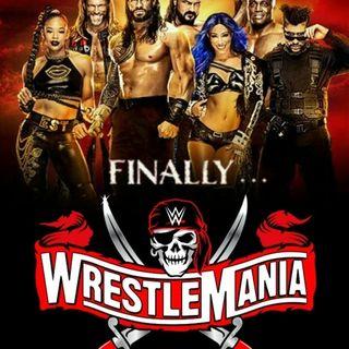 TV Party Tonight: Wrestlemania 37