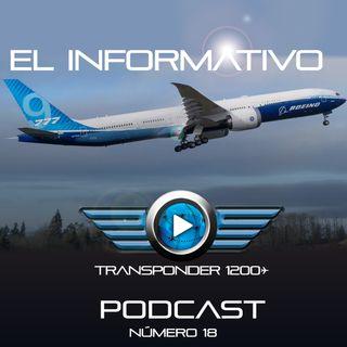 ¡Misión cumplida! con éxito realizó su primer vuelo el Boeing 777X