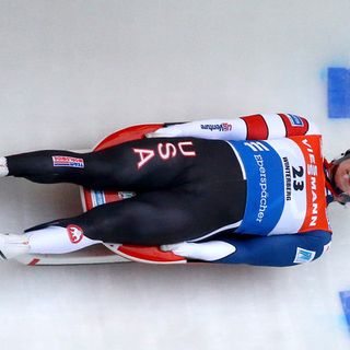 The Olympic Show:Guest Tucker West Member of the USA Luge Team