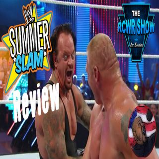 WWE Summerslam 2015 Post Show (8-23-15)
