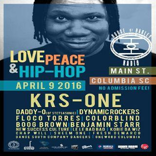 Love Peace & Hip-Hop Family Day 2016 Part 2