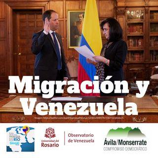 Migración y Venezuela