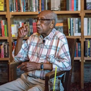 Public Newsroom 22: The Art of Oral History with Timuel Black