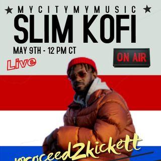 Slim Kofi Interview
