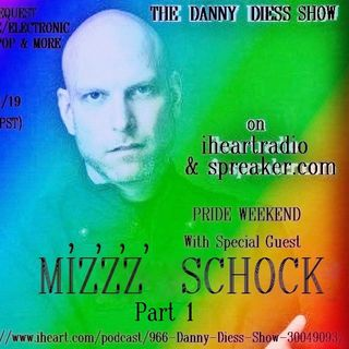 Pride Weekend Show With Mizzz Shock Part 1
