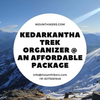 kedarkantha trek Organizer in Uttarakhand