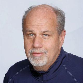 UConn Men's Soccer Coach Ray Reid 8/22