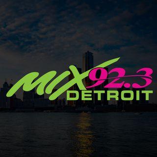 Mix 92.3 (WMXD-FM)