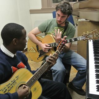 Music Mentorship - Or the lack thereof!