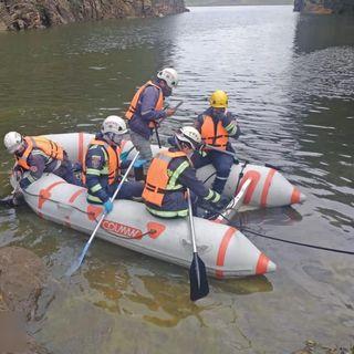 Gestión de Riesgo Cundinamarca habló del cuerpo encontrado en la represa del Sisga