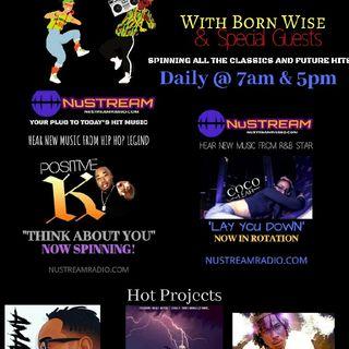 Old Headz Radio Show/EVENING 1