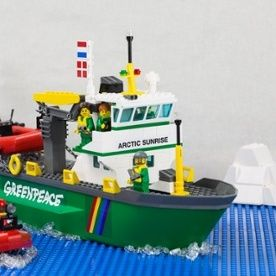 The Lego Shell Game & More Earth News