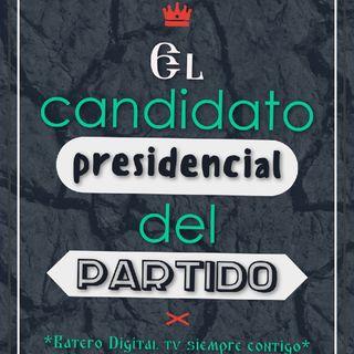 El Candidato Presidencial En Dominicana