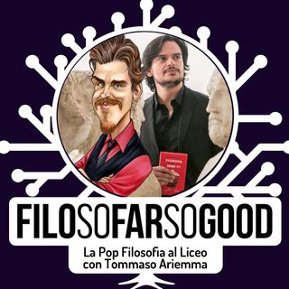 La Pop Filosofia al Liceo: l'avventura di Tommaso Ariemma - FILOSOFARSOGOOD