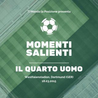 Il quarto uomo | Claudio Marchisio