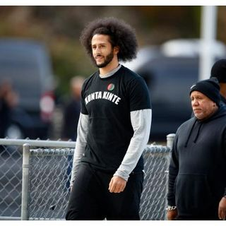Colin Kaepernick & the NFL!  Tua Tagovailoa's injury? Lamar Jackson MVP or no??