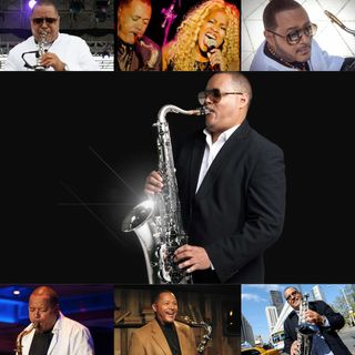 "Najee's ""Jazzy Musical Journey"" (Recorded 2013) 3-Hours of Najee"