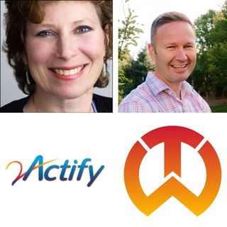 FROM ZERO 2 REVENUE Penny Pearl with 2Actify and Todd Westra with Mokuteki