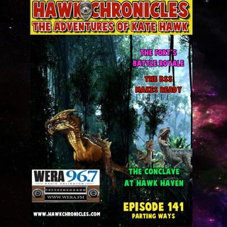 "Episode 141 Hawk Chronicles ""Parting Ways"""